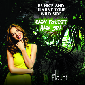 Rain Forest Hair Spa